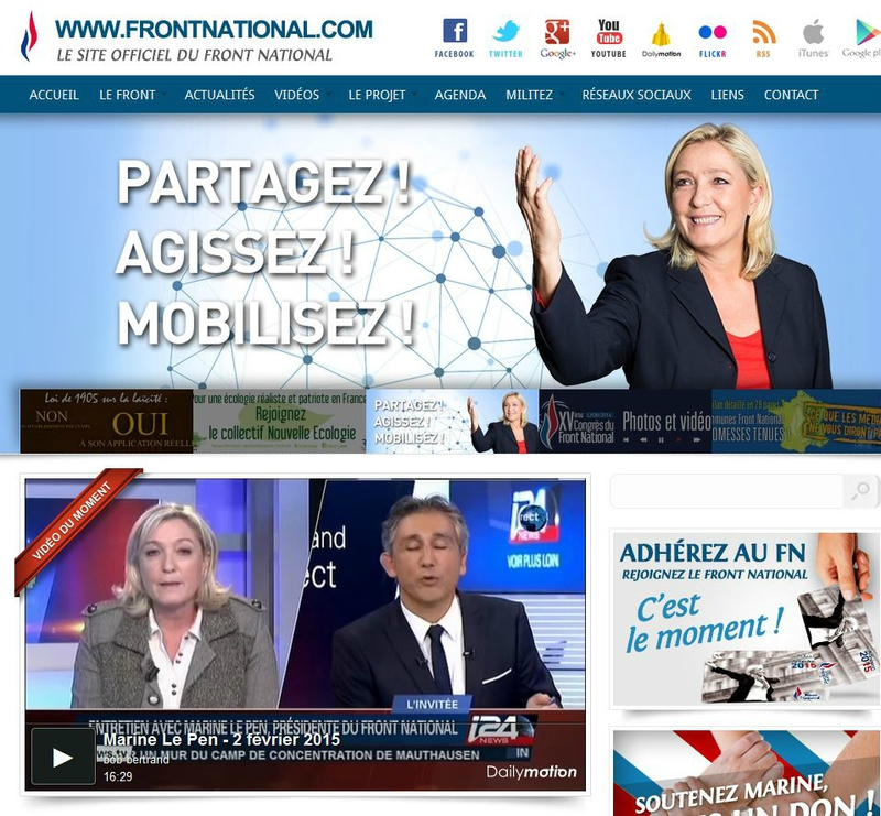 frontnational