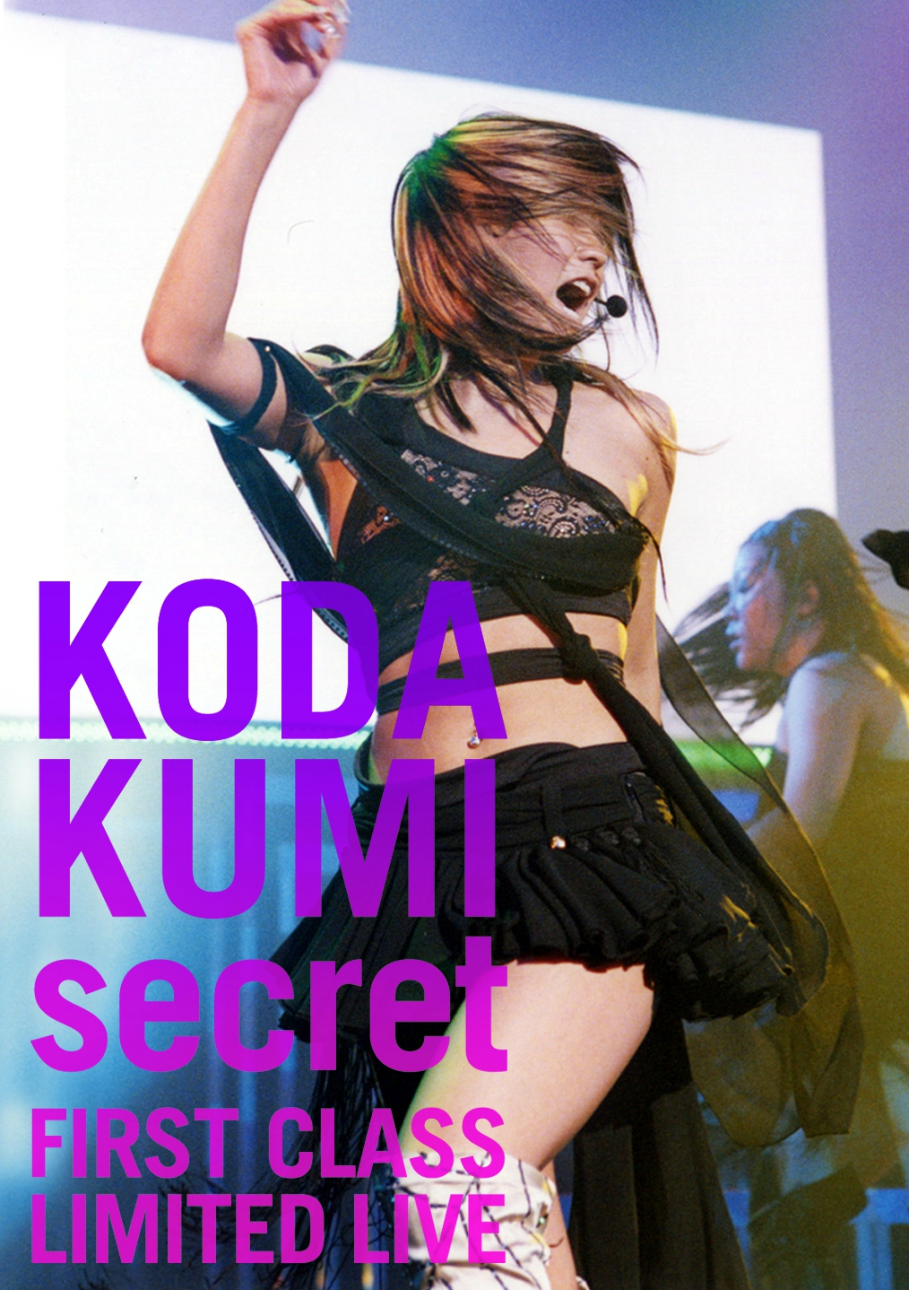 secret first class limited live koda kumi le petit univers de mikayu. Black Bedroom Furniture Sets. Home Design Ideas