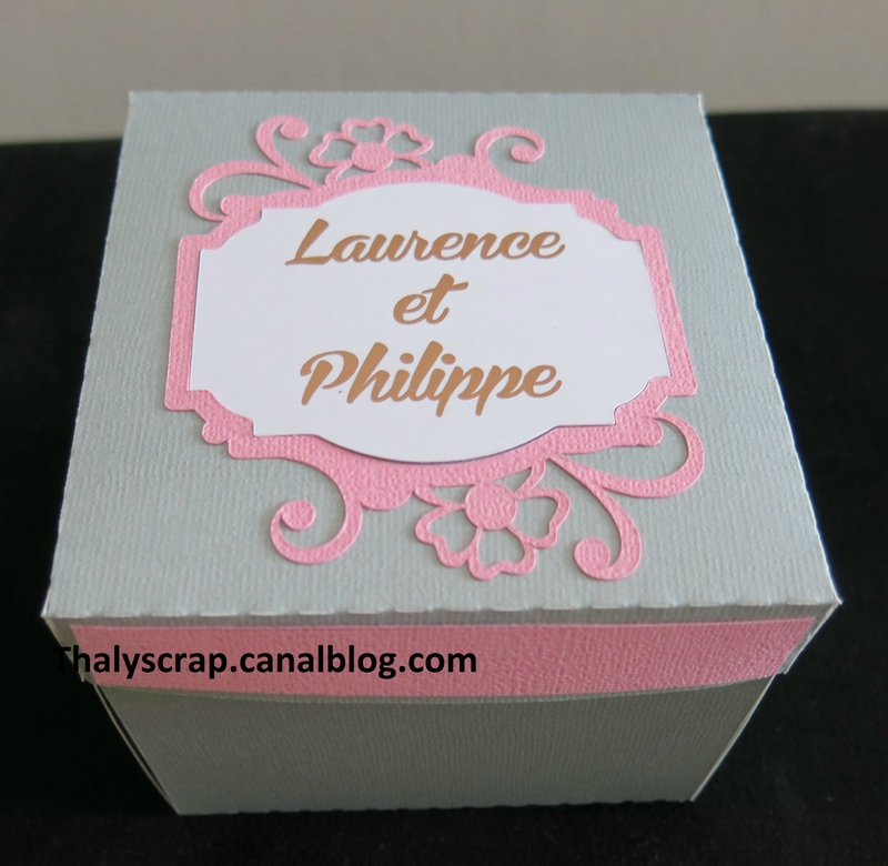 Carte mariage Philippe - 15 b