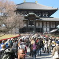 Todai-ji: plus grande structure de bois au monde