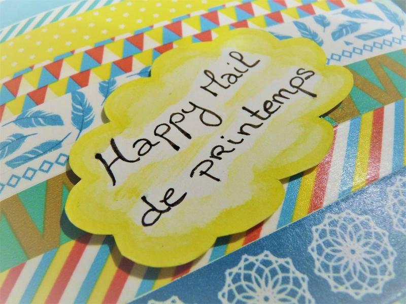 Happy Mail de Printemps