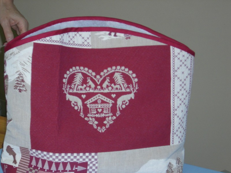 cimg1111 photo de 94 stage de confection d 39 un sac en tissu les doigts de fee de r br chien. Black Bedroom Furniture Sets. Home Design Ideas