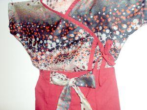 ensemble kimono rouge 2