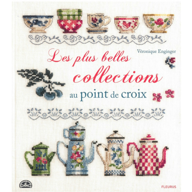les plus collections au point de croix
