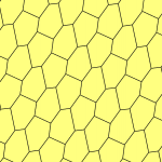 Pavage hexagonal 1