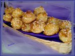 chouquettes