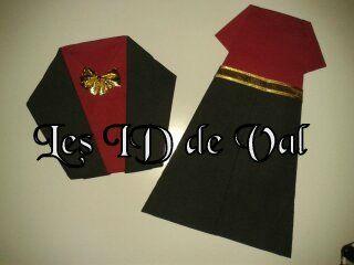 un pliage de serviettes pour le tapis rouge les id de val. Black Bedroom Furniture Sets. Home Design Ideas