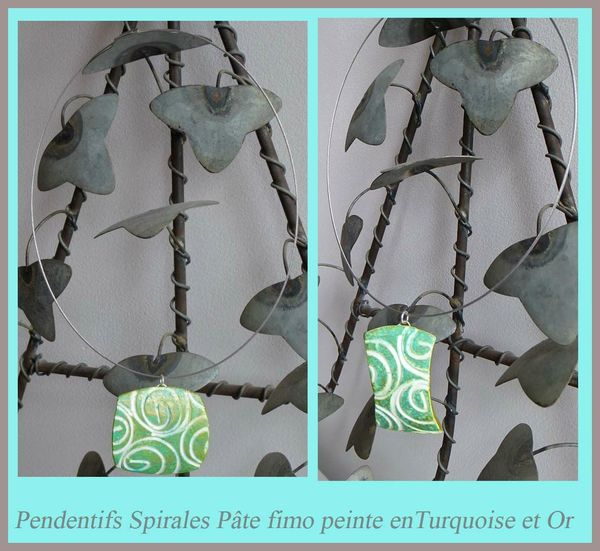 2 pendentifs by Isabelle-Challenge IN&OUT-PdeP