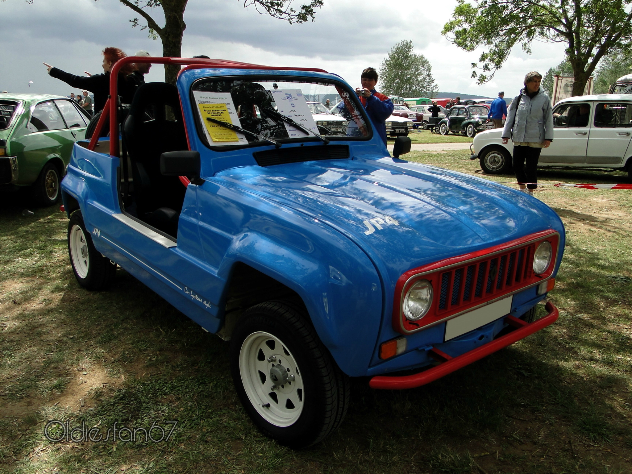 "Renault JP4 - 1979 - Oldiesfan67 ""Mon blog auto"""