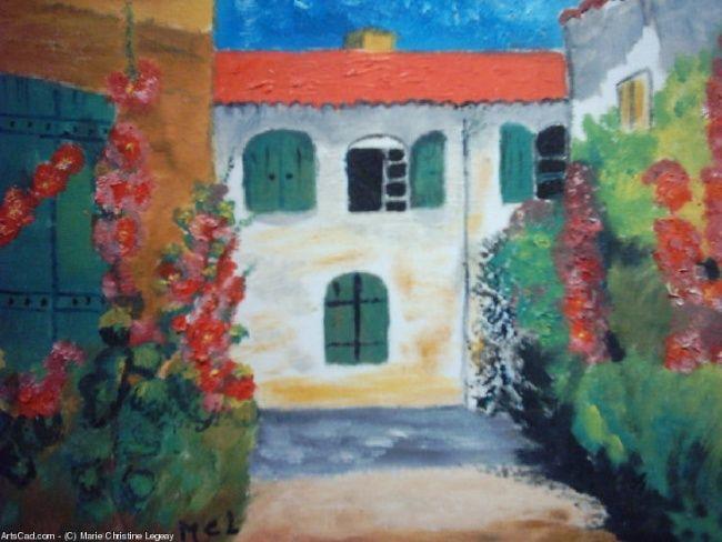 MAISON CHARENTAISE - CHARENTE HOUSE