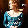 Mademoiselle julie : quand les classiques du théâtre déçoivent un peu au cinéma..