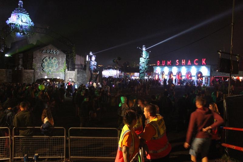Glastonbury festival J+4 dimanche 28 juin 2015 the Common