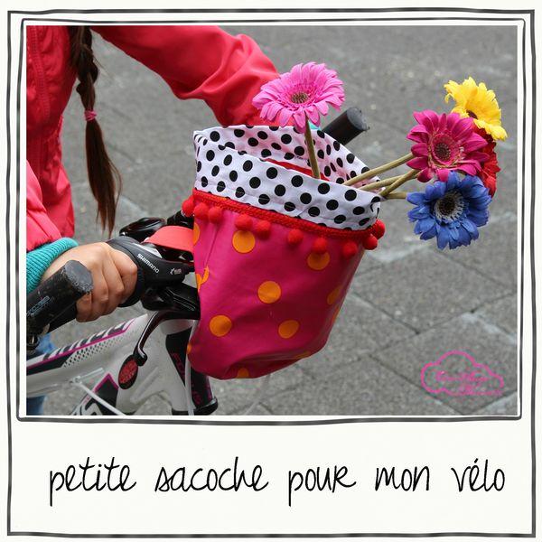 petite sacoche pour mon vélo