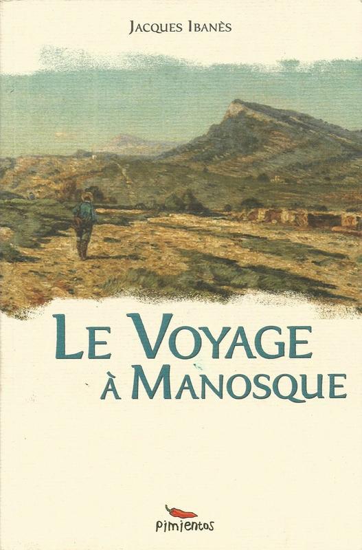 couverture Voyage à Manosque