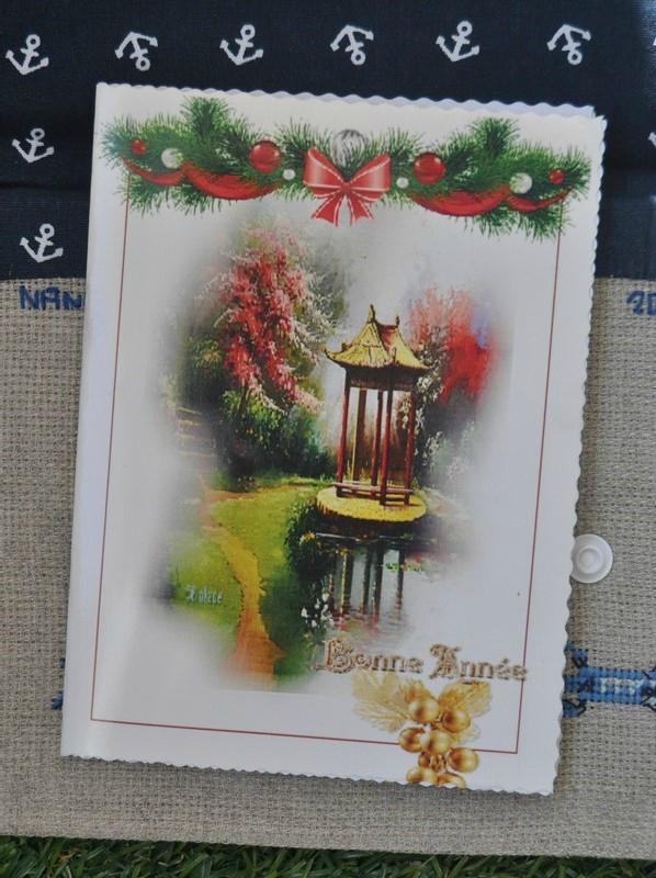 art postal échange Décembre 2016 carte reçu Nanou (4) (Copier)