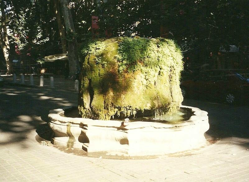 Aix-en-Provence, fontaine (13)