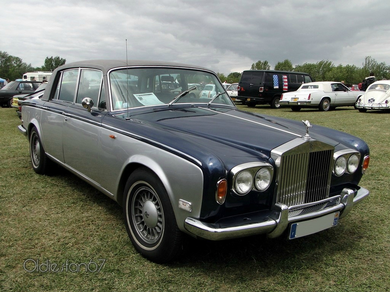 rolls royce silver shadow 1965 1977 a