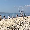 2012 séjour à TAUSSAT (Gironde) en mai