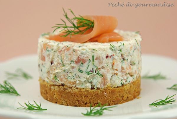 Cake Tomate Courgette Basilic