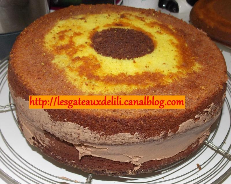 2014 05 17 - gâteau damier (15)
