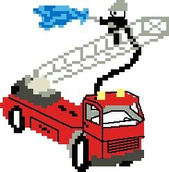 pompier grille pt