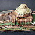 armée française (5 pièces)