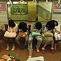 Yakitori Sleeping girls, Sannomiya eki