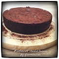 Flan fondant chocolat/banane ( sans beurre) 176 cal/par part