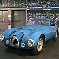 SIMCA GORDINI coupé 15S 1950 Mulhouse (1)