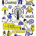 Camping d'hiver /// la vogue des fanzines
