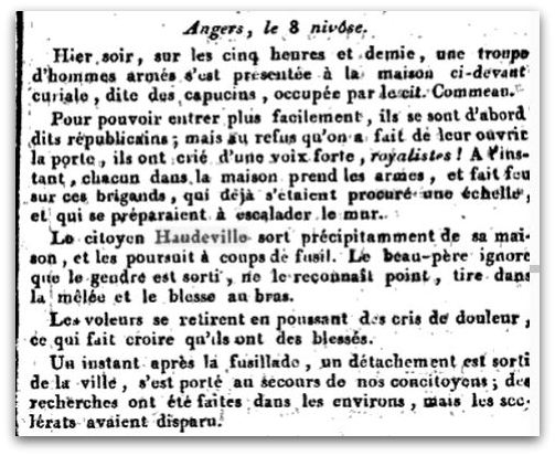 Haudeville - Le Rédacteur z