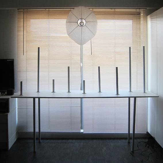 la table a