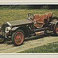 Metallurgique 1910. opel grand prix 1914. rolls