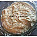 Pâte à tartiner de poireaux façon philippe conticini