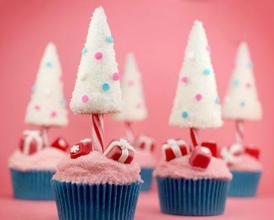 candycane-cupcake