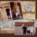 Le temple d' Hatchepsout