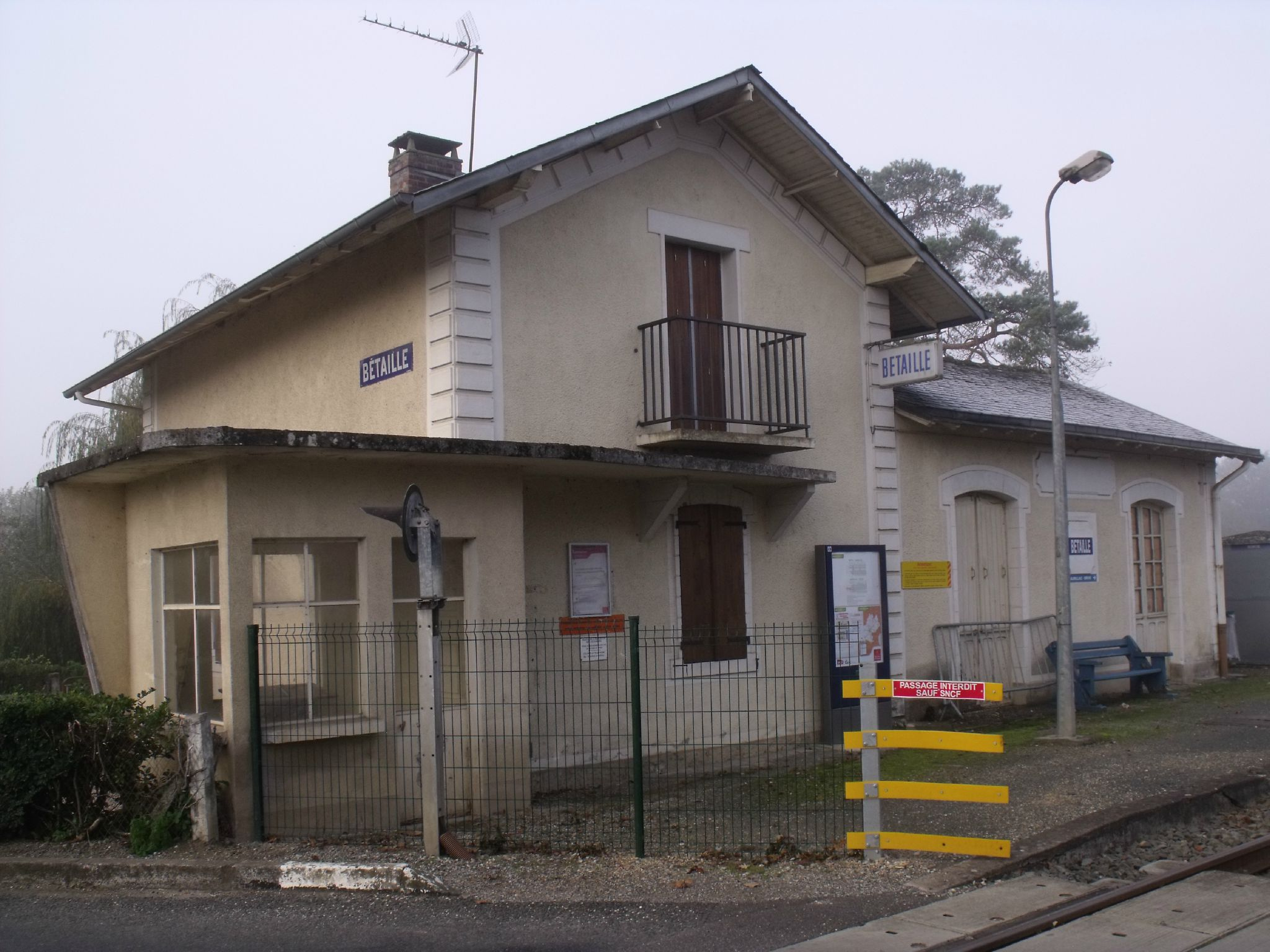 Bétaille (Lot - 46)