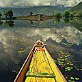 018 Barque sur Dal Lac, Srinagar