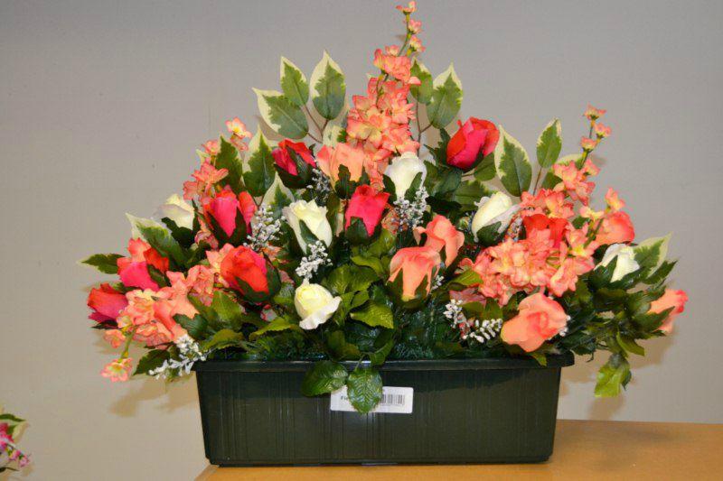Gros arrivage de fleurs artificielles dans tous les prix for Fleurs artificielles en pot pas cher