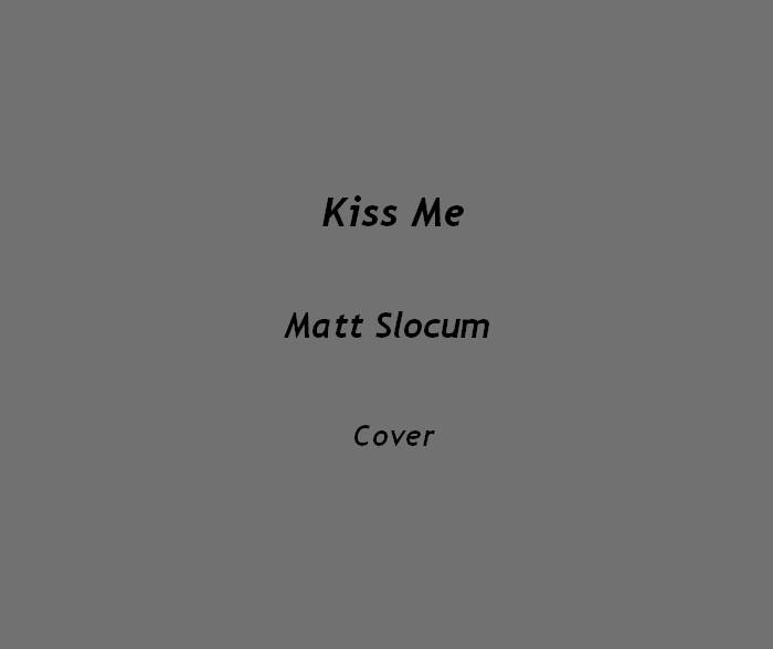 Kiss Me_intro