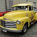 Chevrolet 3100 5window 1948-1953