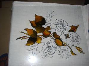 Peinture sur vitre mes traveaux manuels - Enlever peinture sur vitre ...