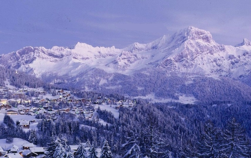 Une semaine de ski en Suisse