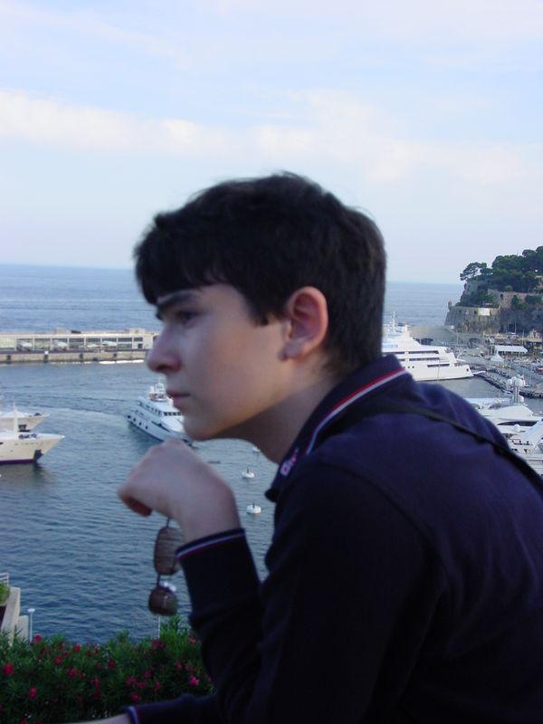 Ingmar à Monte-Carlo