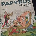 «astérix – le papyrus de césar » de j-y. ferri et d. conrad