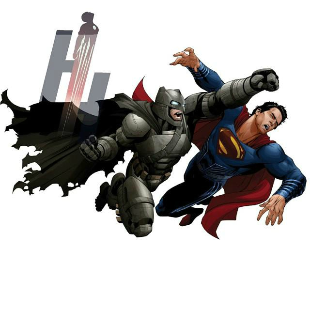 Batman v Superman (concept-art) (2)