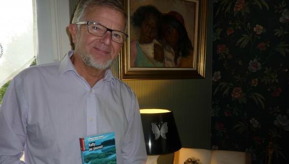 Voix du Nord 10 octobre 2015: Téteghem: Jean-Pierre Bocquet revient avec un polar politico-historique