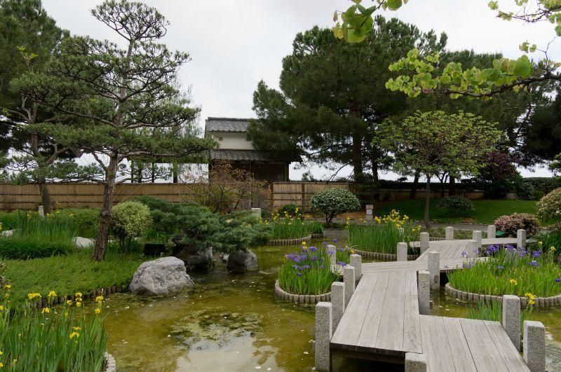 Le jardin japonais de monaco la france japon for Jardin japonais monaco