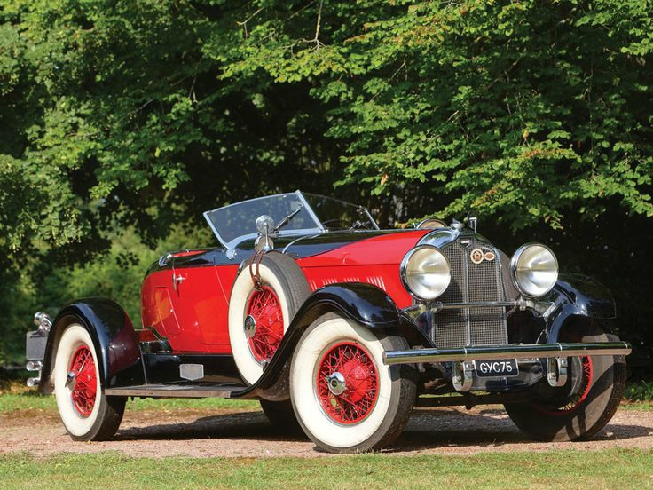 1929 Auburn 120 Eight Speedster
