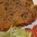 Klops, pain de viande, recette ashknaze